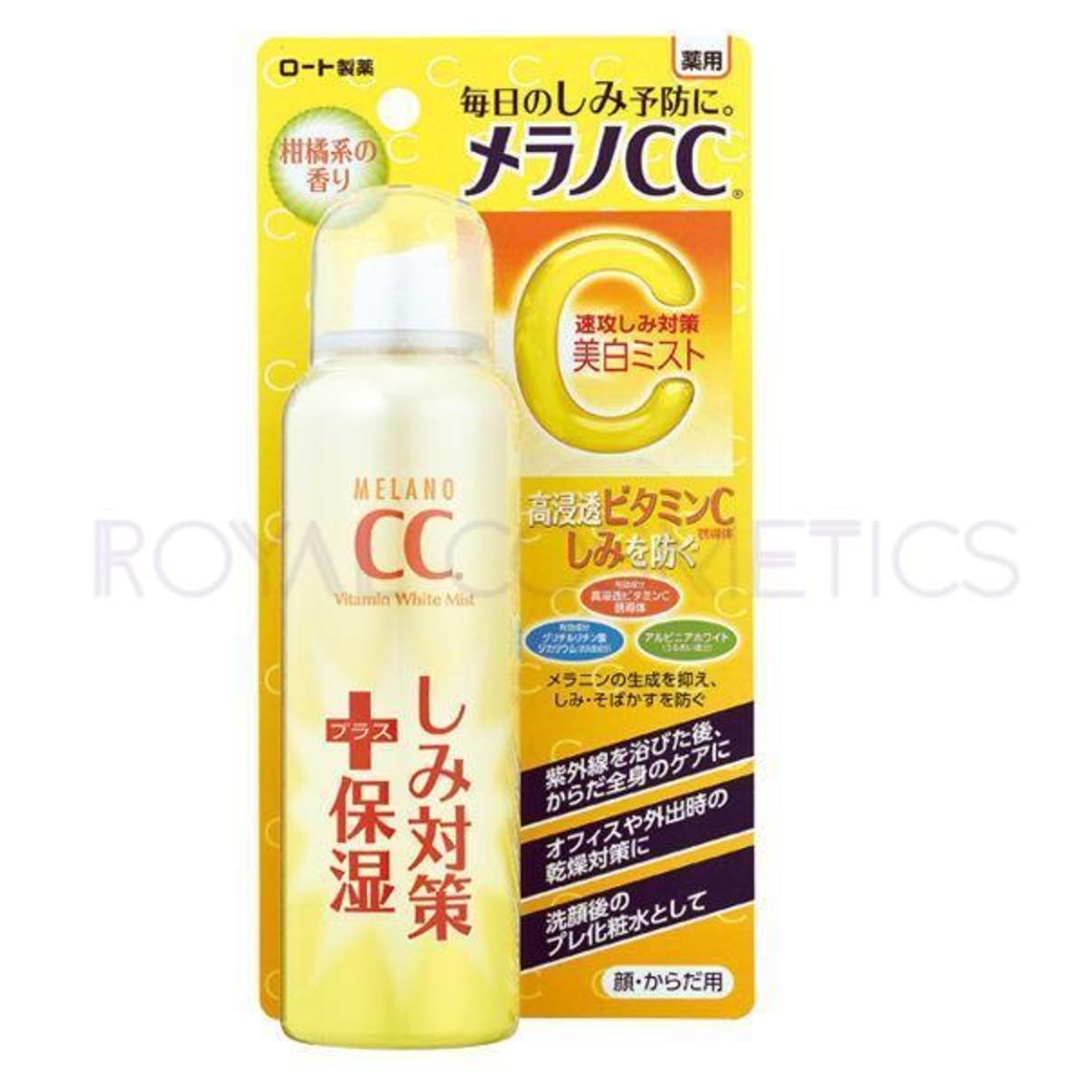 Melano CC Vitamin White Mist 100g (4987241138975)