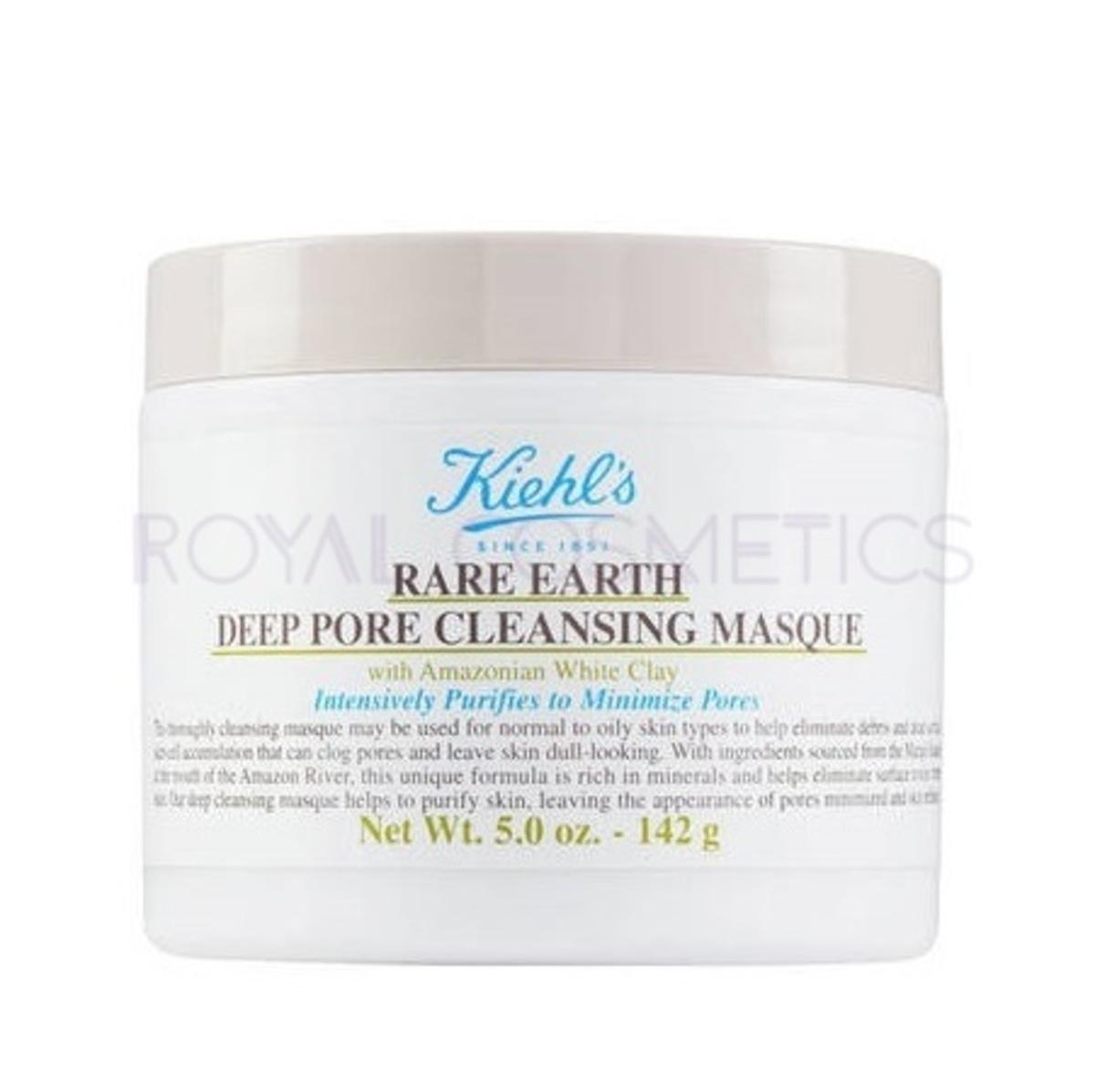 Rare Earth Deep Pore Cleansing Masque 142g (3605975038132)