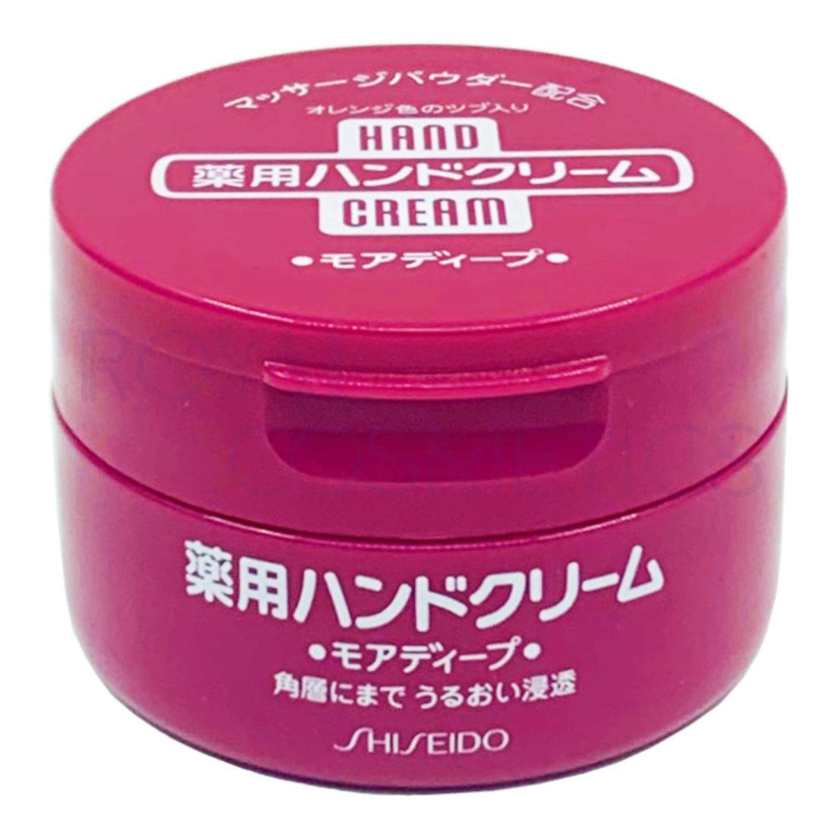 Urea Medicinal Moist Hand Cream 100g [Parallel Import] (49325263)