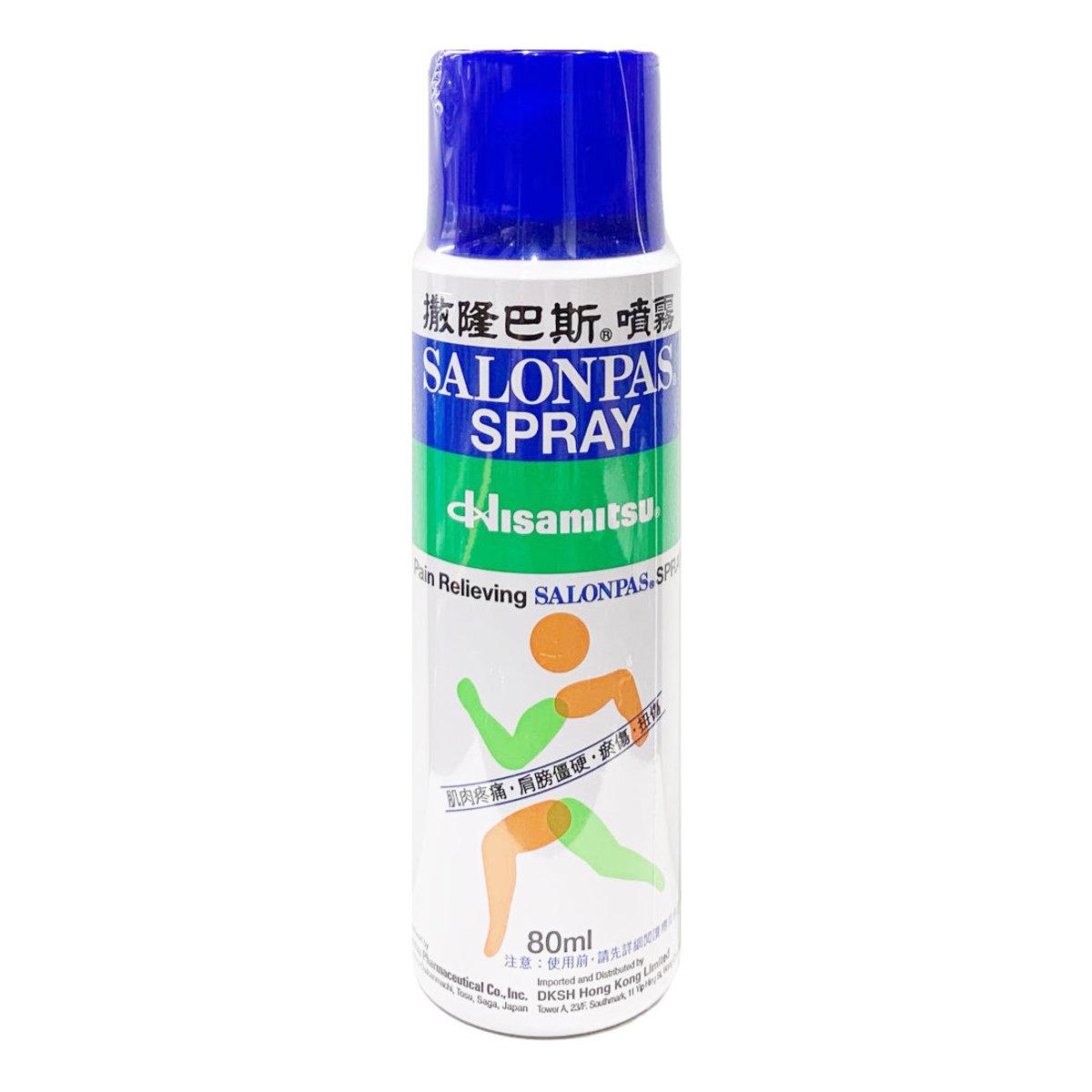 Pain Relieving Spray 80ml (346581400809)