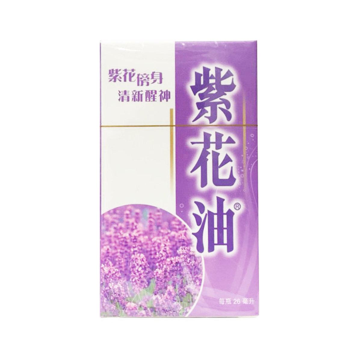 紫花油 26ml (4895125130598)