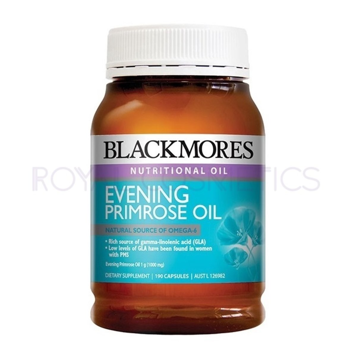 Evening Primrose Oil 190's [Parallel Import Product] (EXP. 2020. 03)