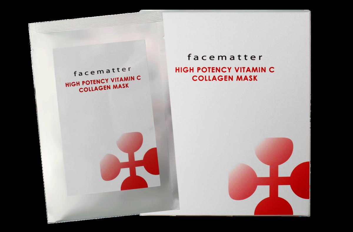 High Potency Vitamin C Collagen Mask