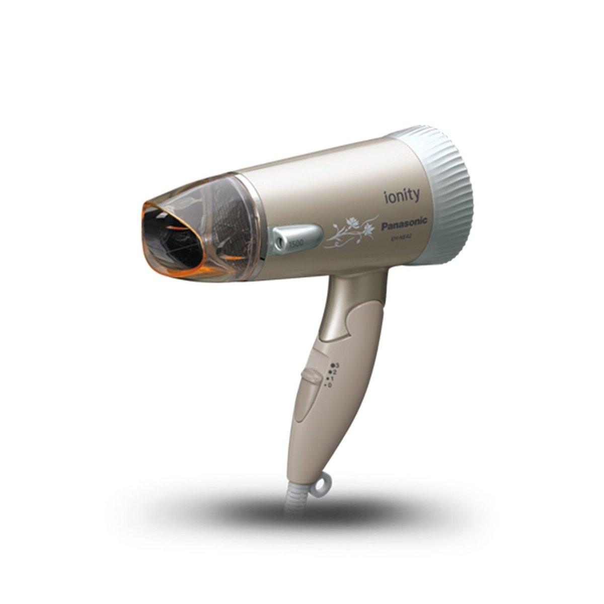 「護髮雙負離子」靜音風筒 EH-NE42  (行貨1年保養)
