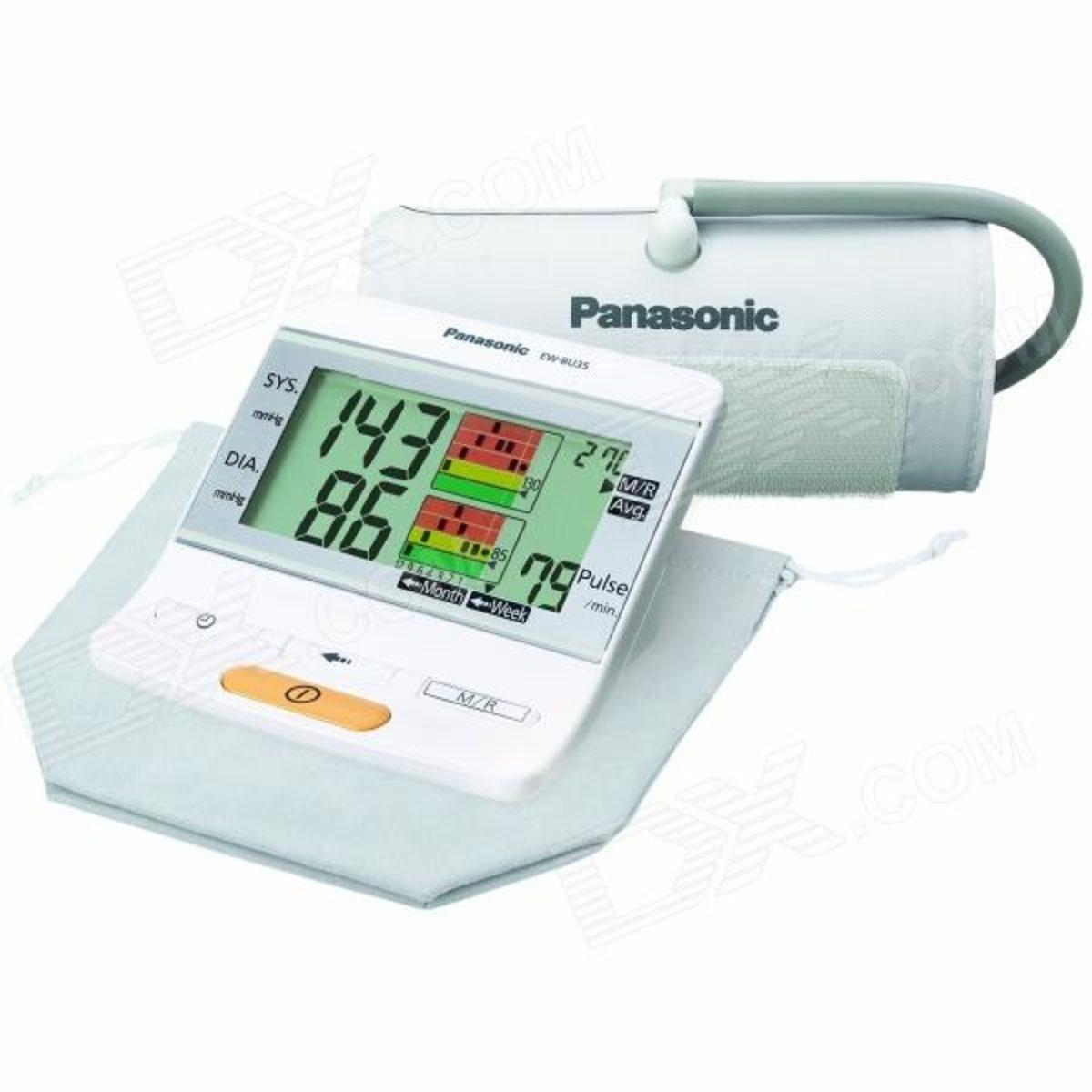 EW-BU35 Upper Arm Blood Pressure Monitor (Authorized Imported)