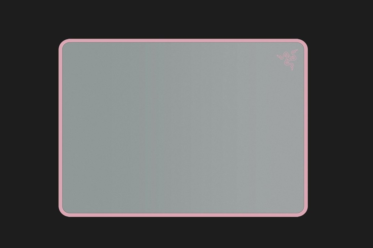 Invicta Quartz Pink Edition Gaming Mouse Mat Pad