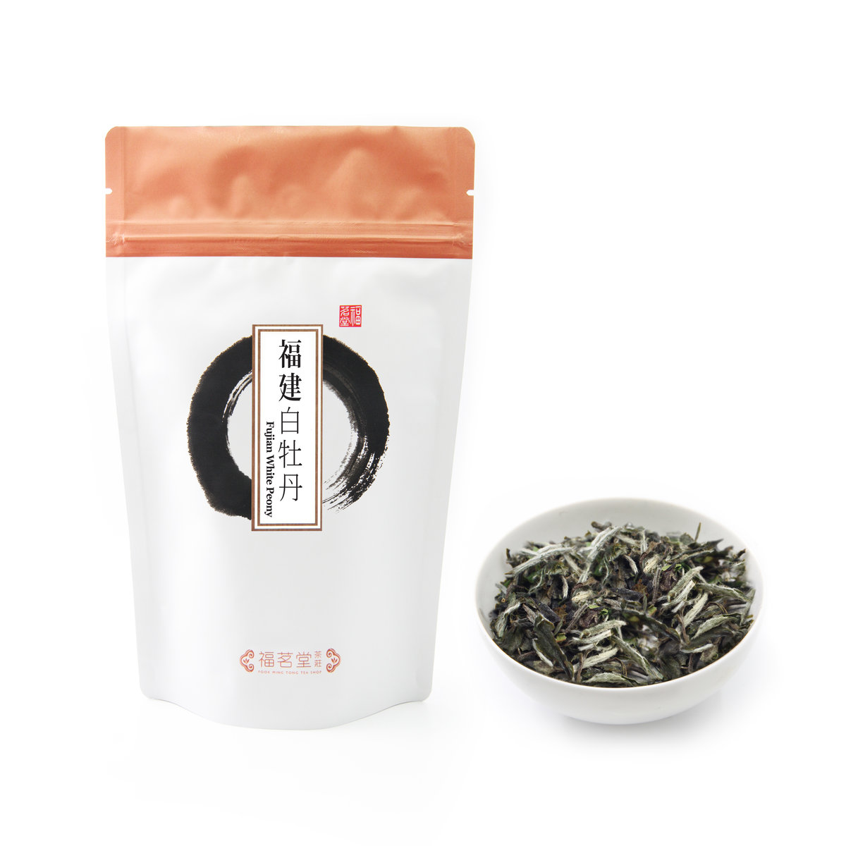 [FMT Series-Tranquility] Fujian White Peony (Packet)