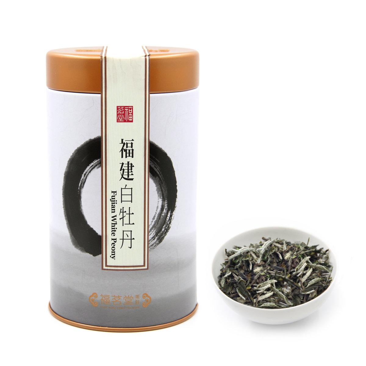 [FMT Series-Tranquility] Fujian White Peony (Tin)