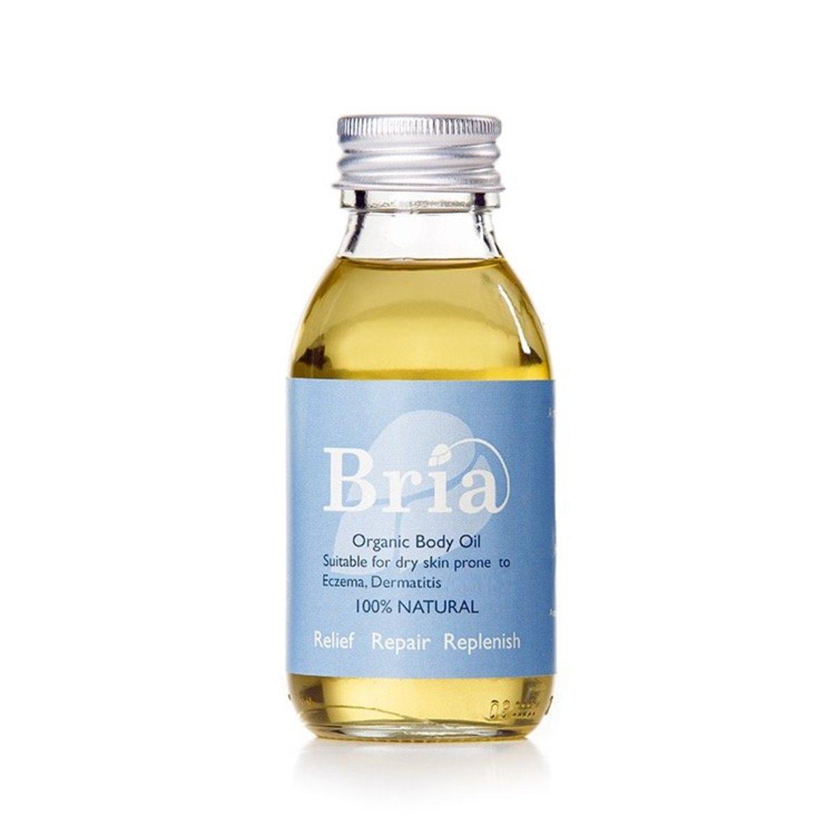 Organic Body Oil (Prone to Eczema, Dermatitis & More)