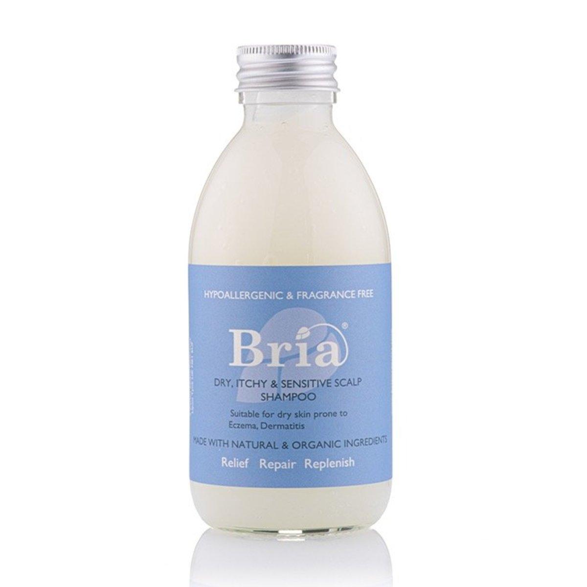 Mild Shampoo for Eczema, Dermatitis, Dry Itchy Irritated Scalp