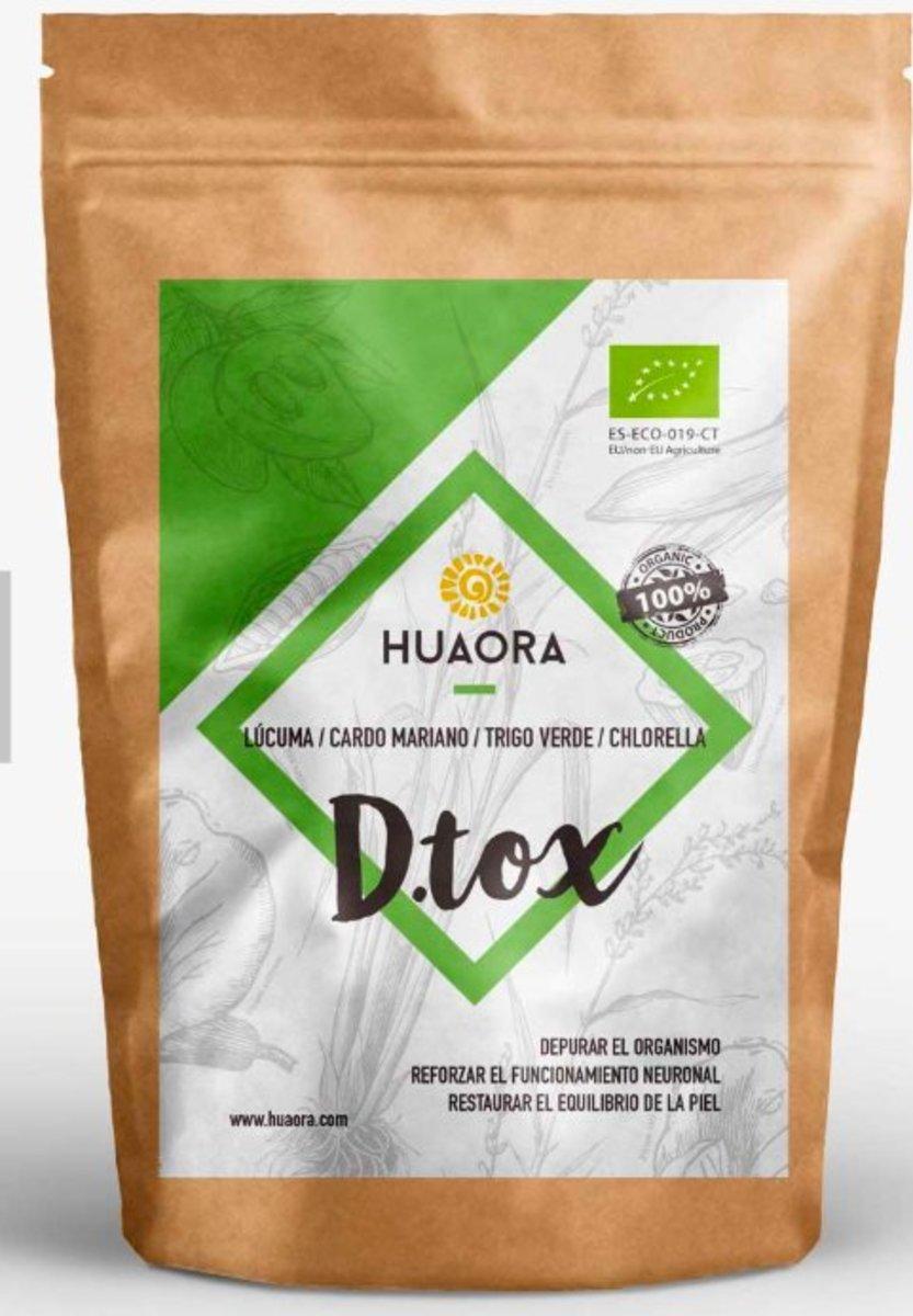 Huaora, D-tox Powder (250g)