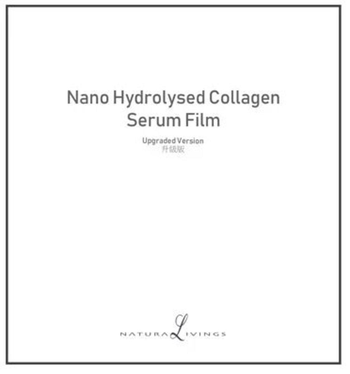 Nano Hydrolysed Collagen Serum Film (10 + 4pcs)