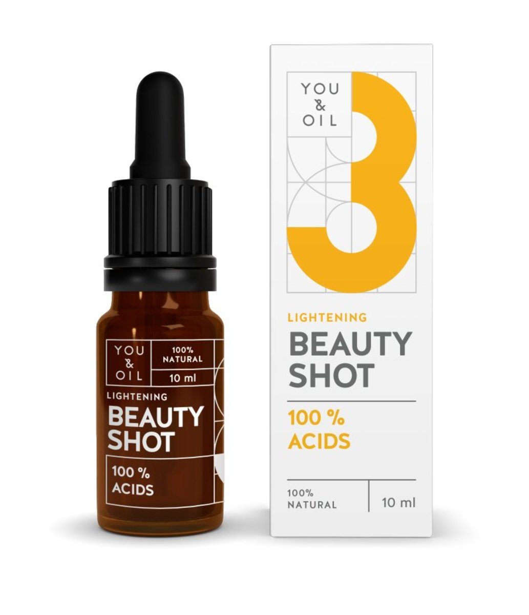 You and Oil - Beauty Shot, Skin Lightening concentrates