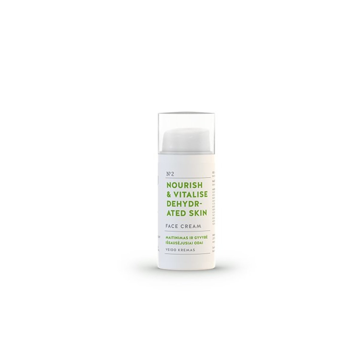 You and Oil Face Cream for Dehydrated Skin