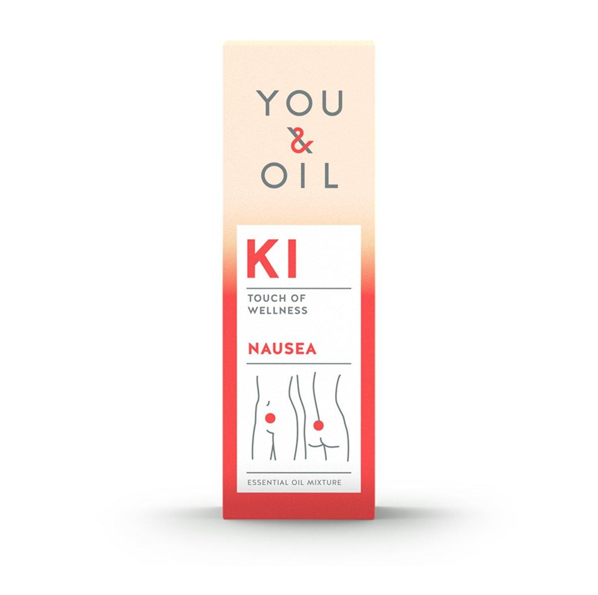 You and Oil, KI - 噁心