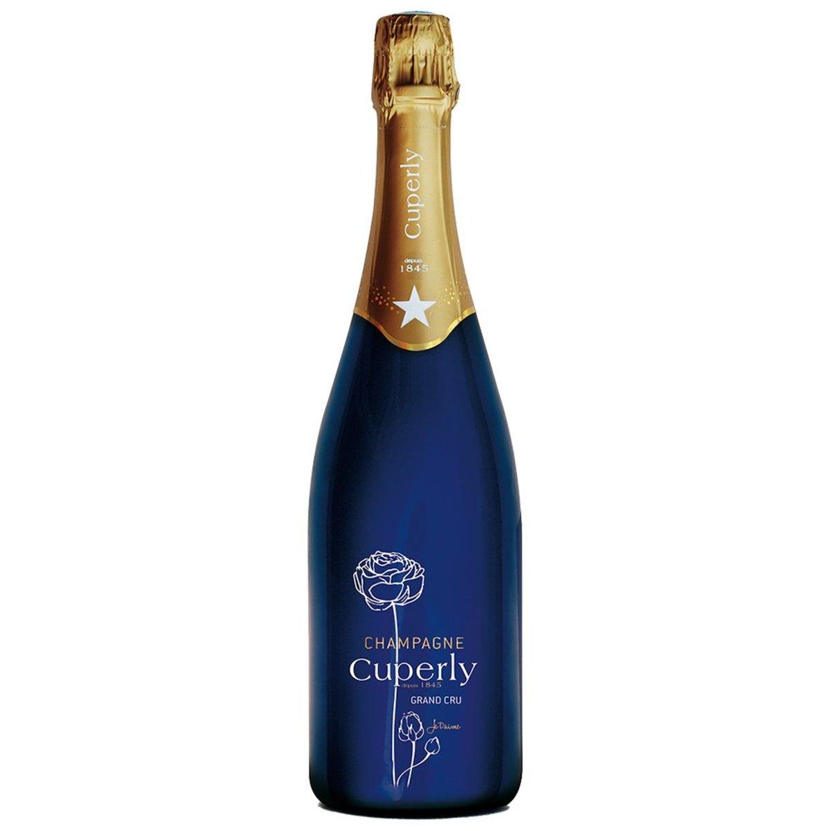 Cuperly - Prestige Fleur Grand Cru Brut