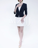 Korea Fashion  Slim Cut Blazer