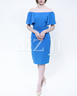 Korea Fshion Slim Cut Dress