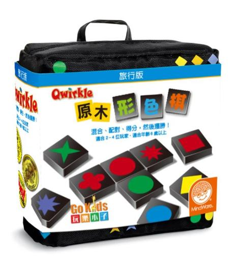 Qwirkle Travel (Chinese Version)