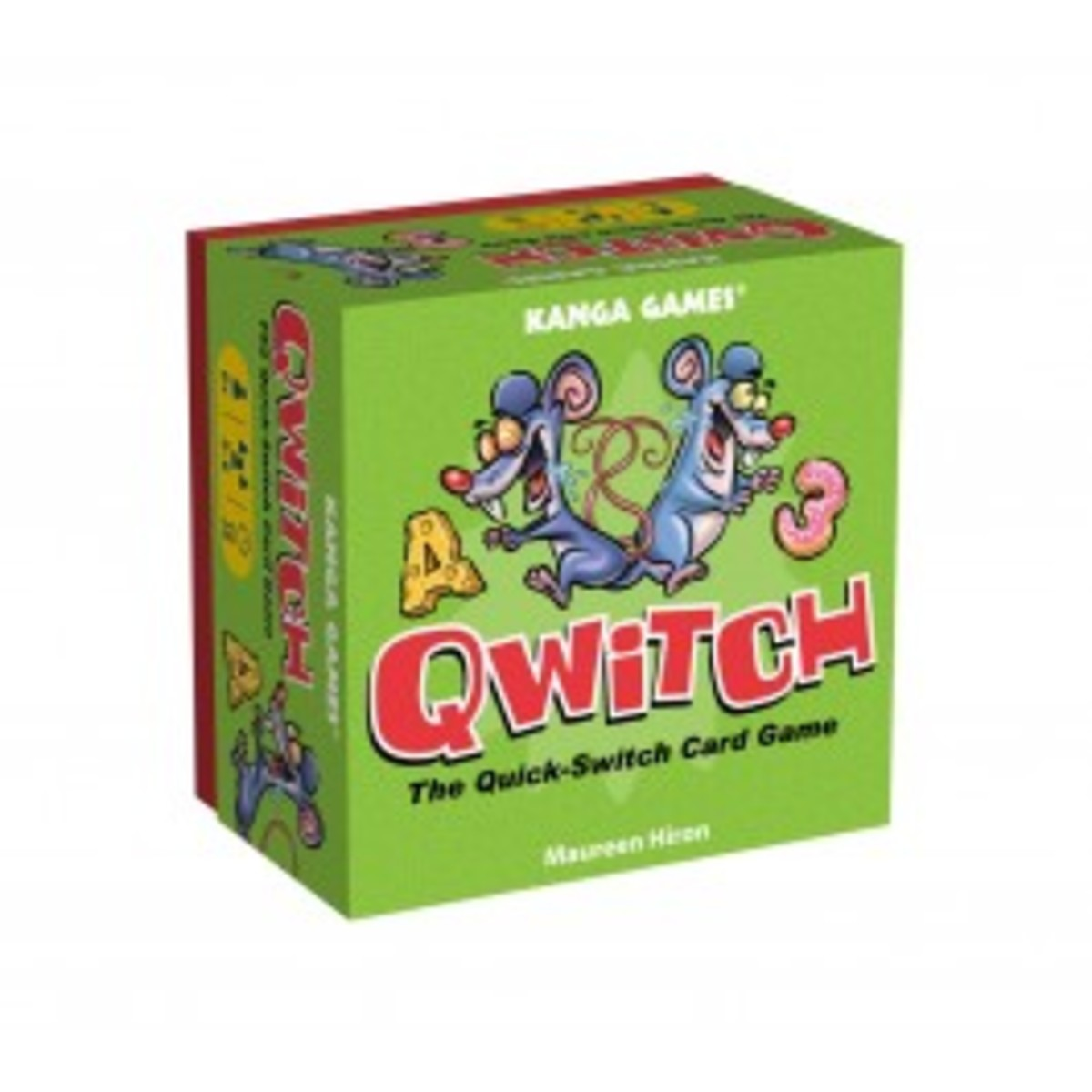 Qwitch (Chinese Version)