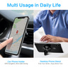 Air vent mount magnetic phone holder aluminum alloy 360 rotation