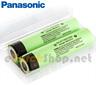 2x NCR18650B w Case 18650 3400mAh Li-ion Rechargeable Battery Japan