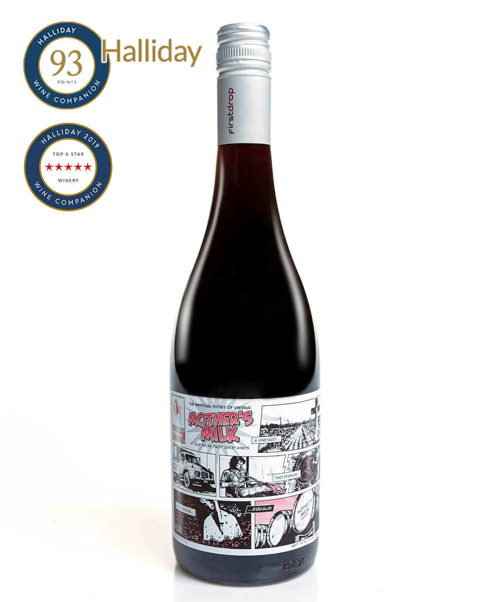 Mother's Milk Shiraz 2017 750ml