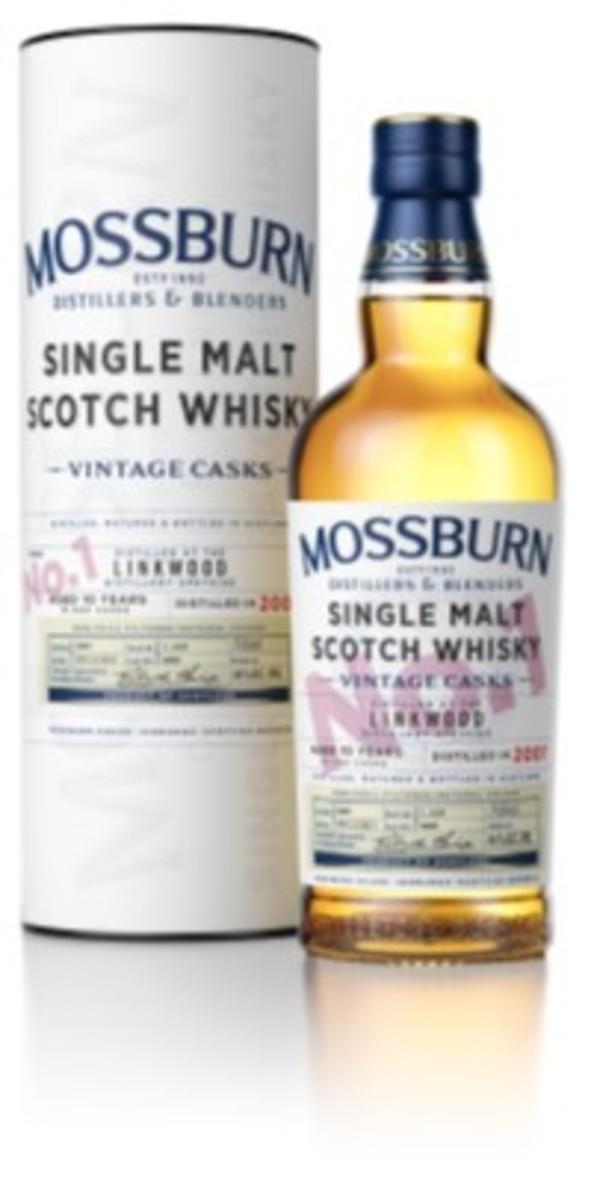 Mossburn Casks No. 1 Linkwood 10 Years (46%), 75cl