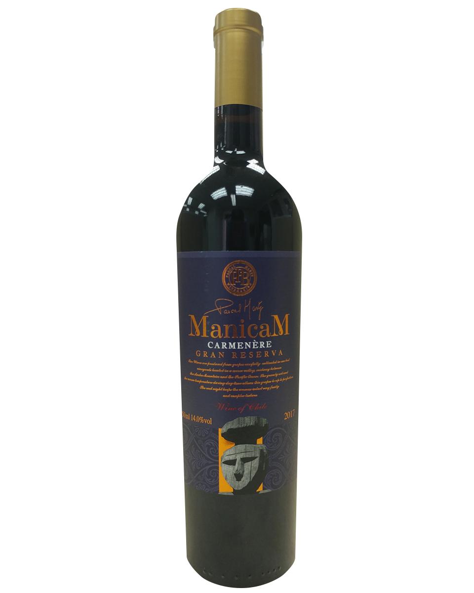 MAÑICAM Gran Reserva Cabernet Sauvignon 2016 750ml