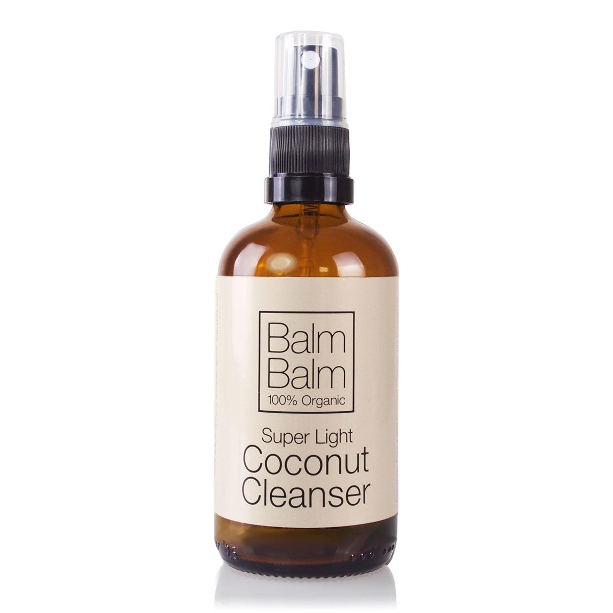 超清爽潔膚卸妝油(有機椰子油)