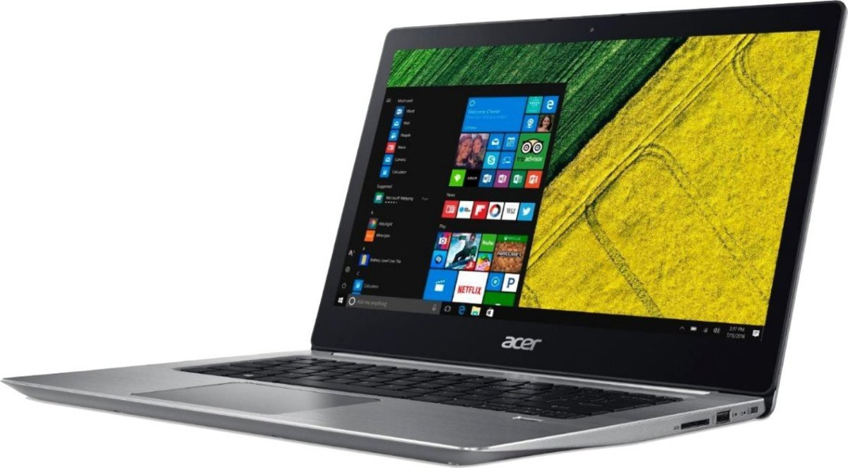 "Acer SF314 手提電腦14"" IPS 1920x1080(高達72%NTSC色域) i5-8265u 8G.DDR4 512GB.SSD Nvidia.MX250-2GB Win10 Home"