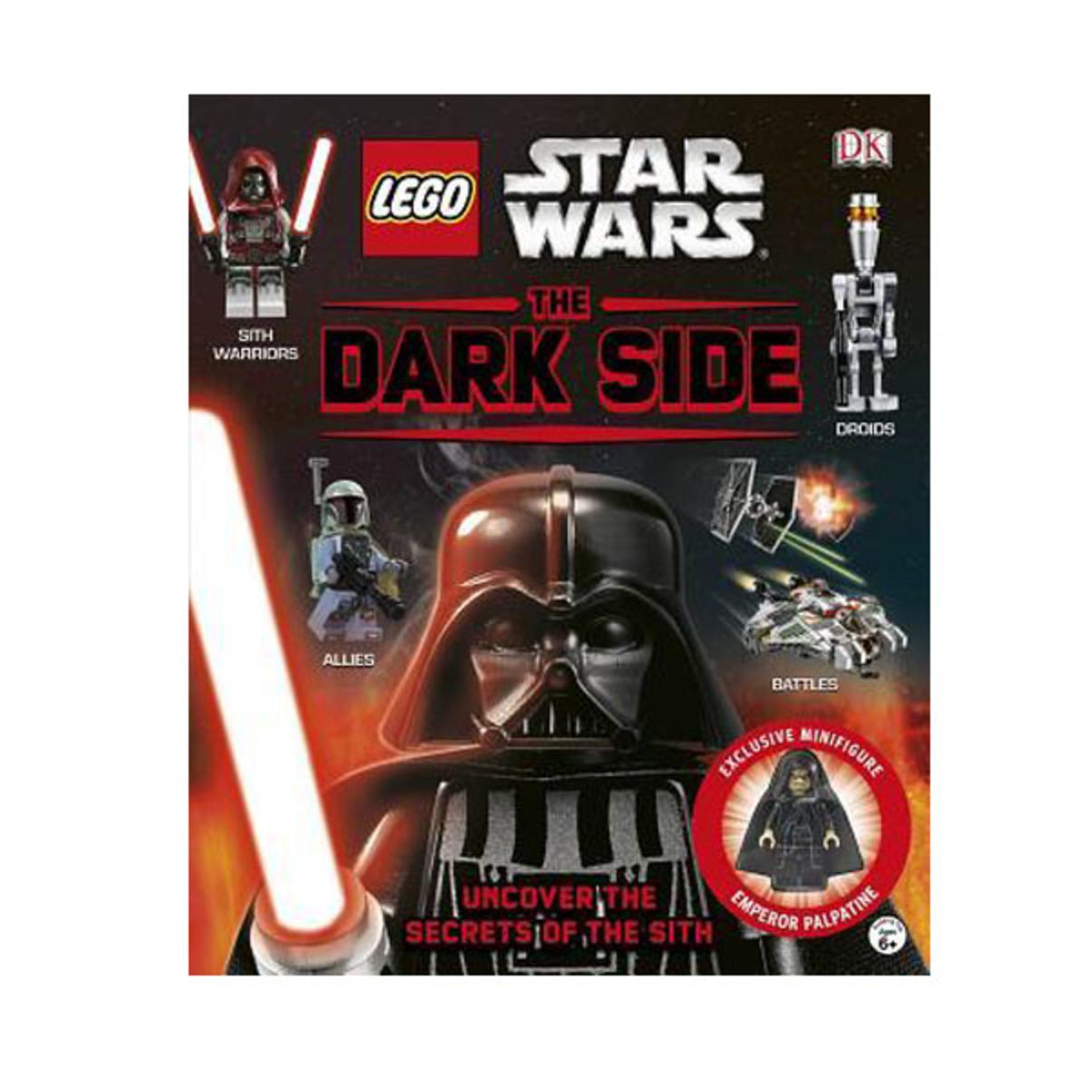 Lego Story Book Star War Dark Side