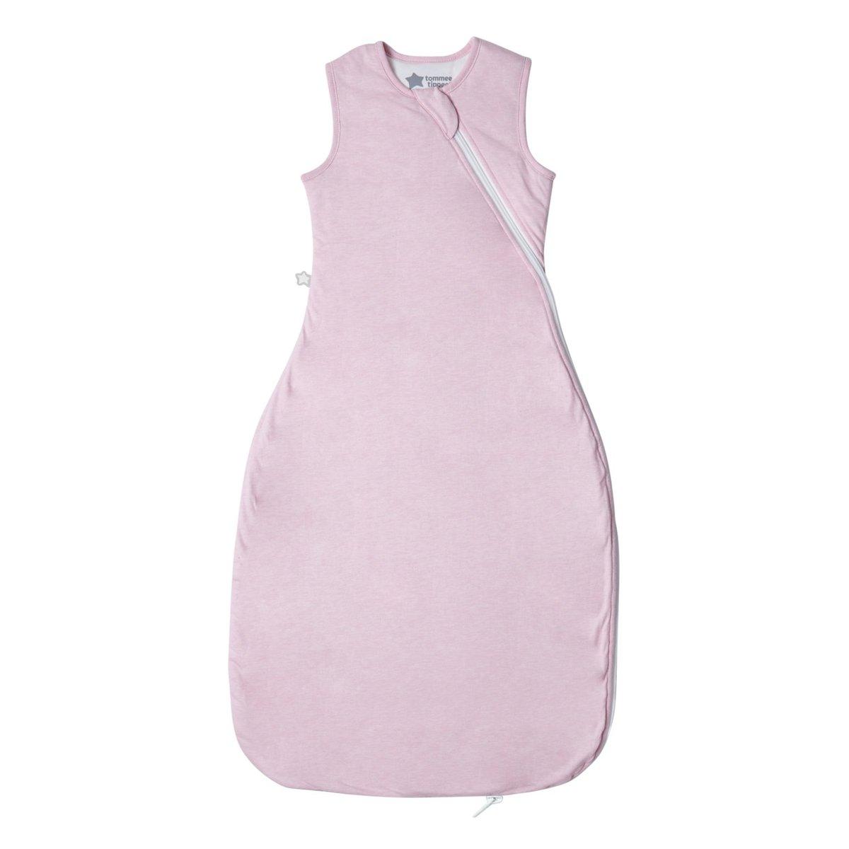 嬰兒睡袋 6-18個月 0.2TOG - 粉紅色