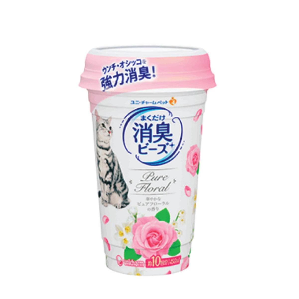 消臭香珠(花卉香味) 450ml  (平行進口)