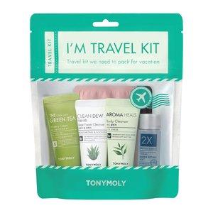 精選潔淨護膚旅行套裝