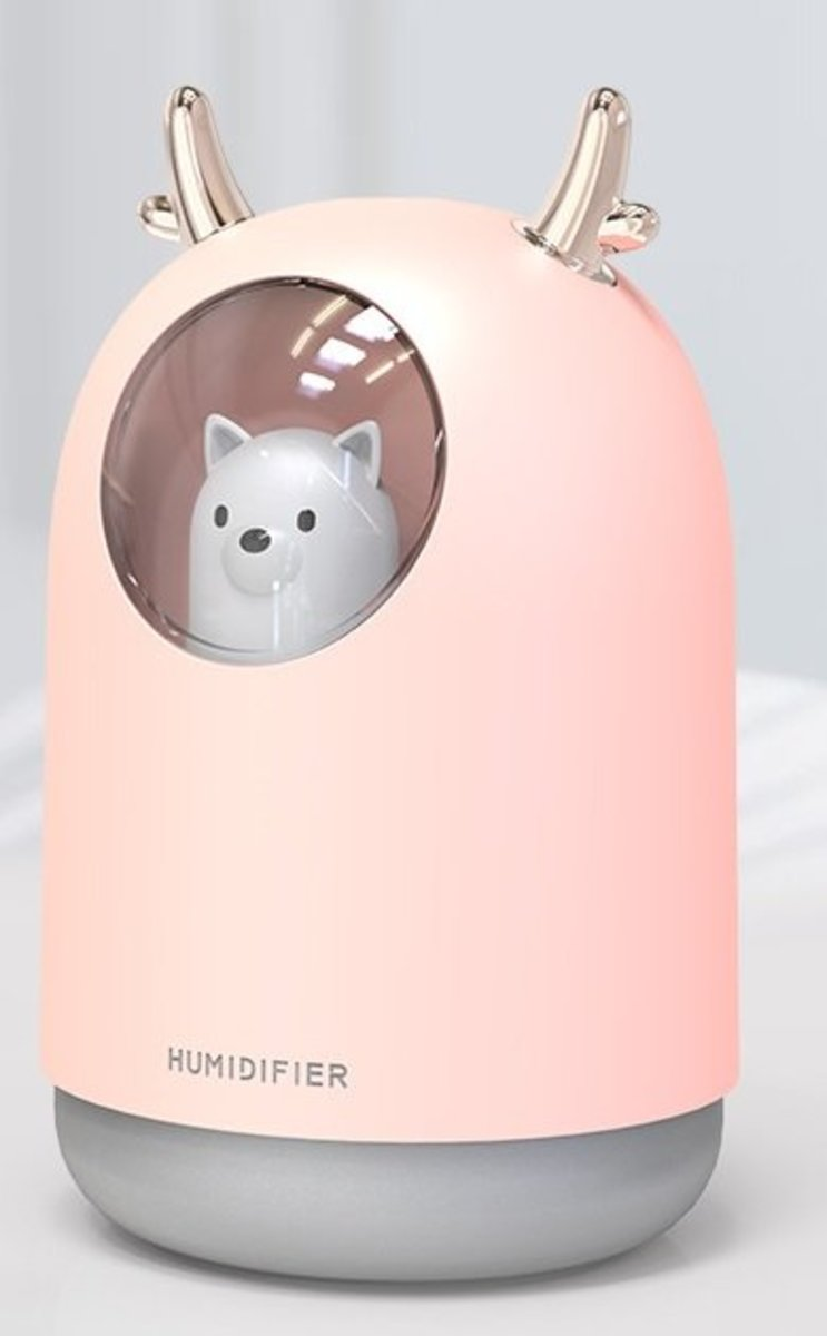 Cute pet humidifier(M106)- Pink