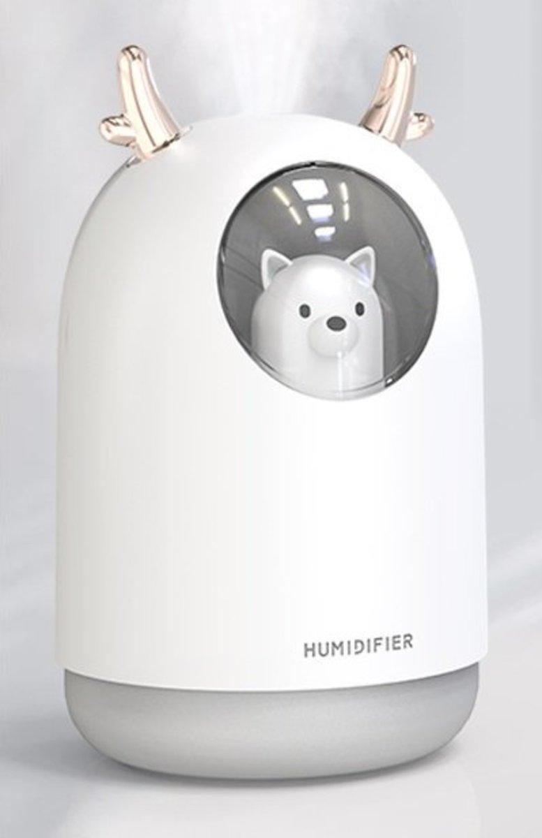 Cute pet humidifier(M106)- White
