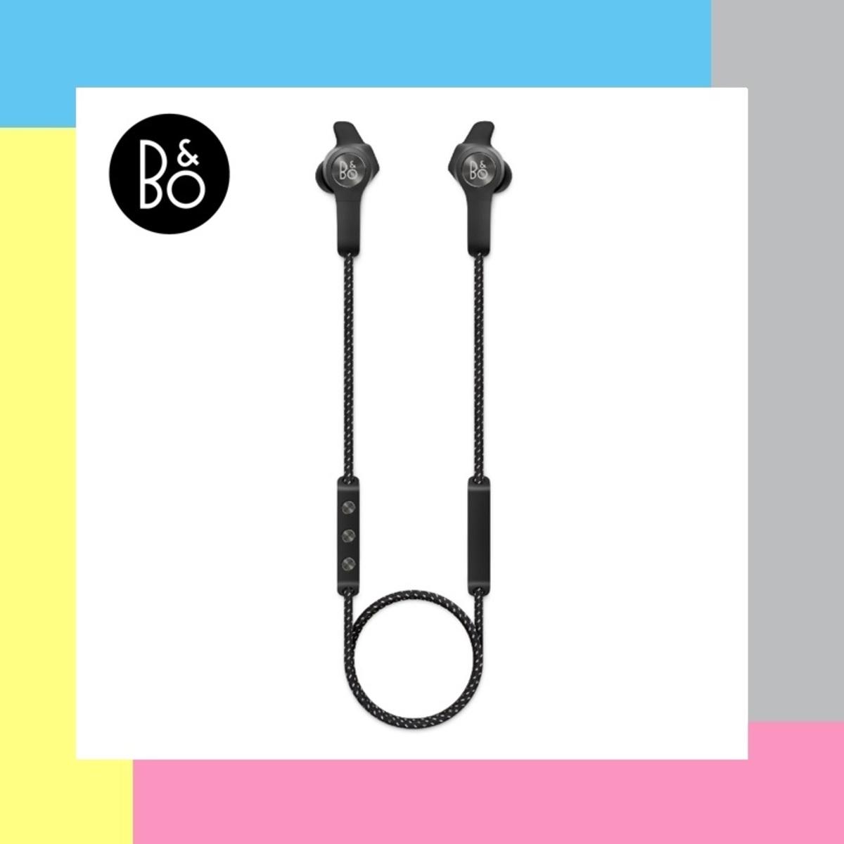 Beoplay E6 Wireless Headphones - Black