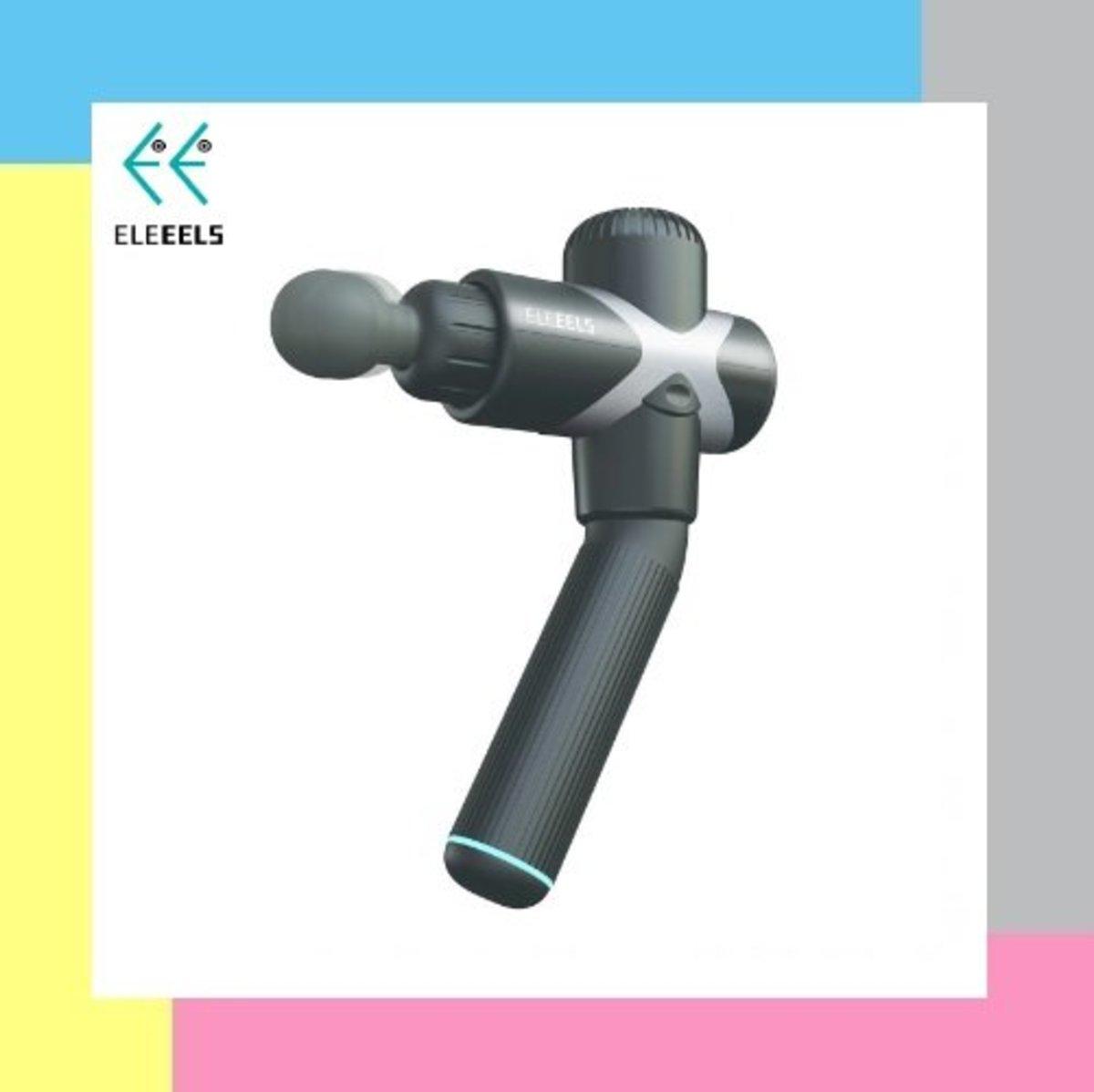 X1T Vibration Massage Gun - Black