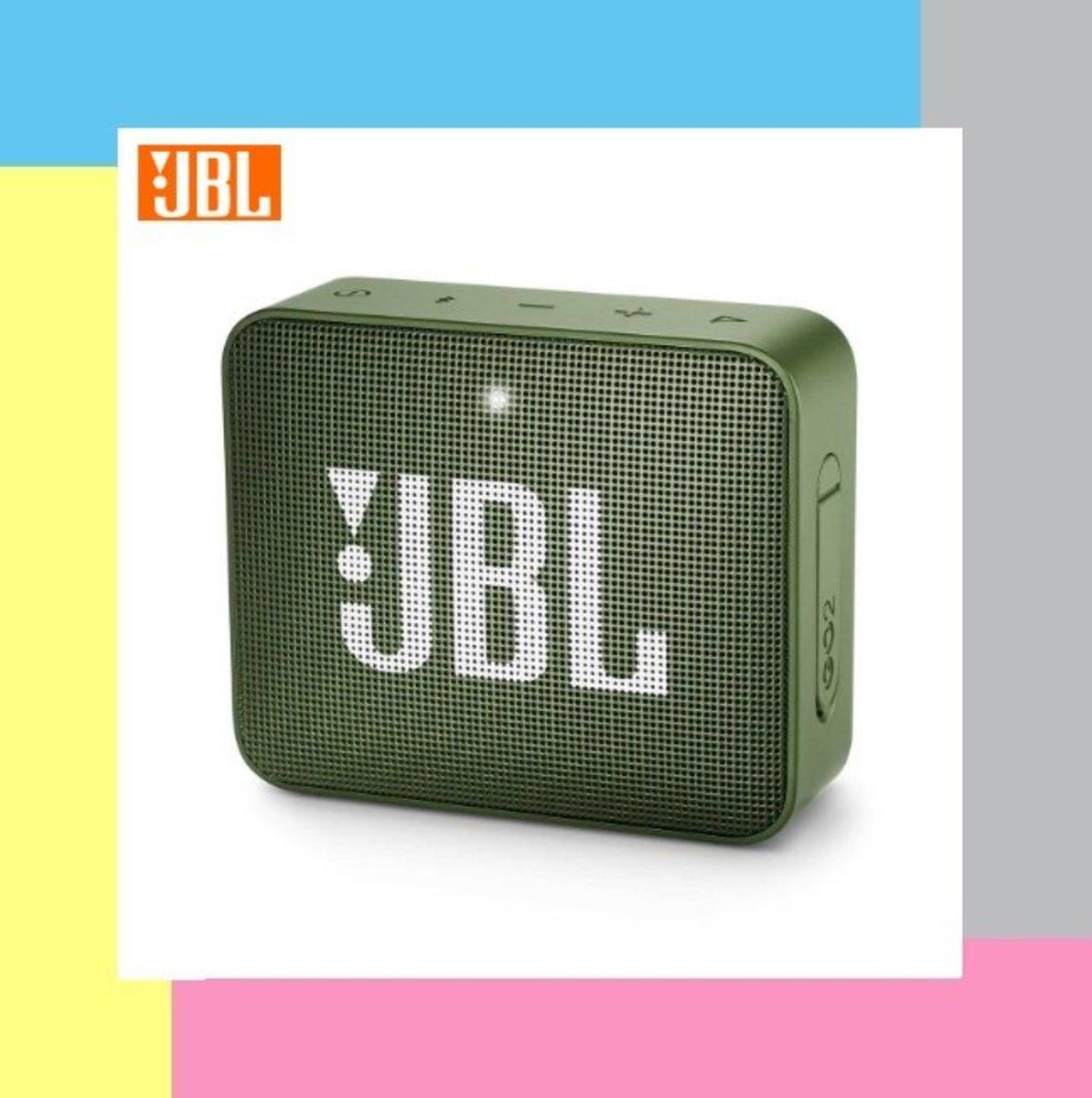 JBL GO 2 無線音箱 -  綠松色 [產品為平行進口貨 提供一年保養]