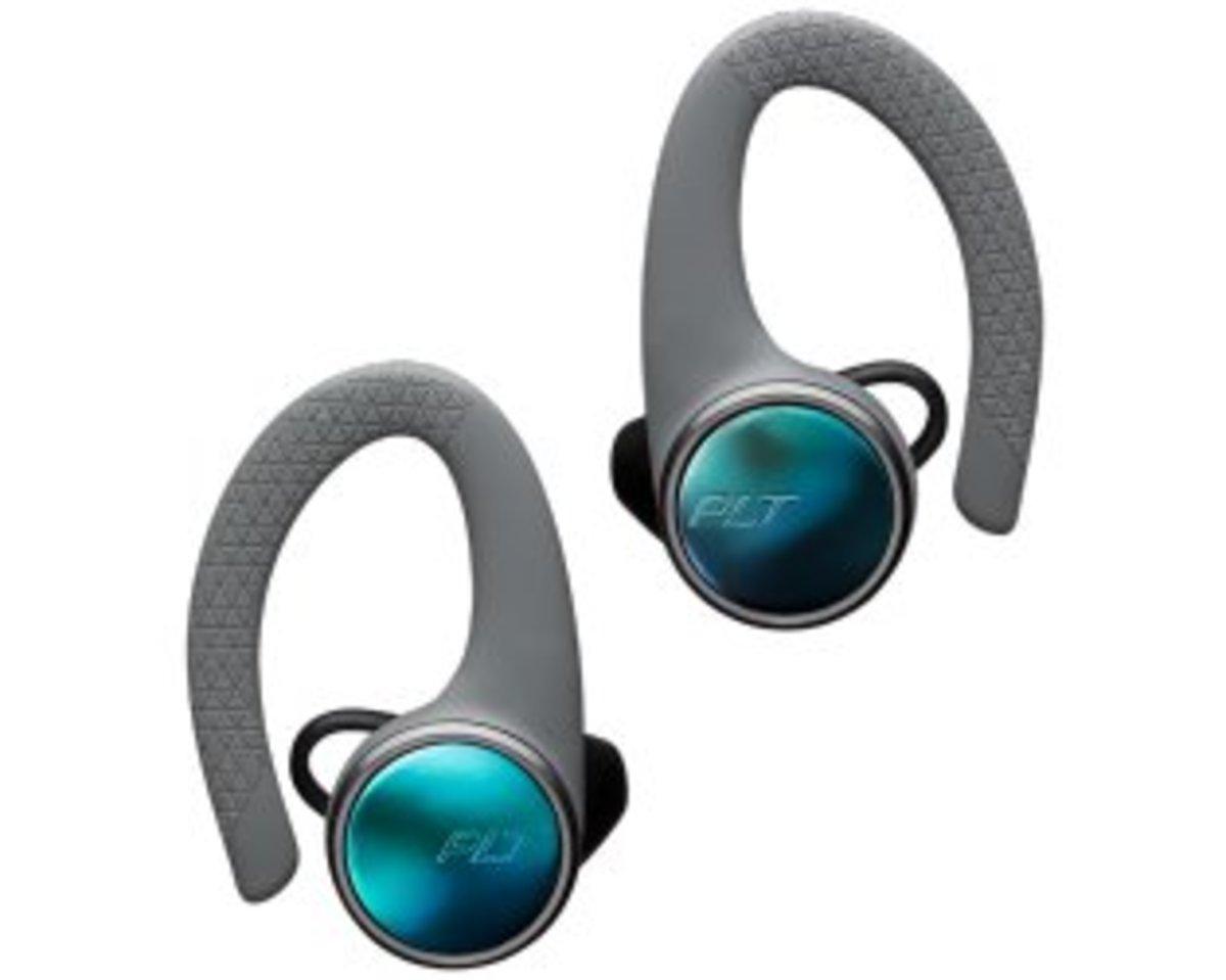 Backbeat Fit 3100 真無線運動耳機 - 典雅灰