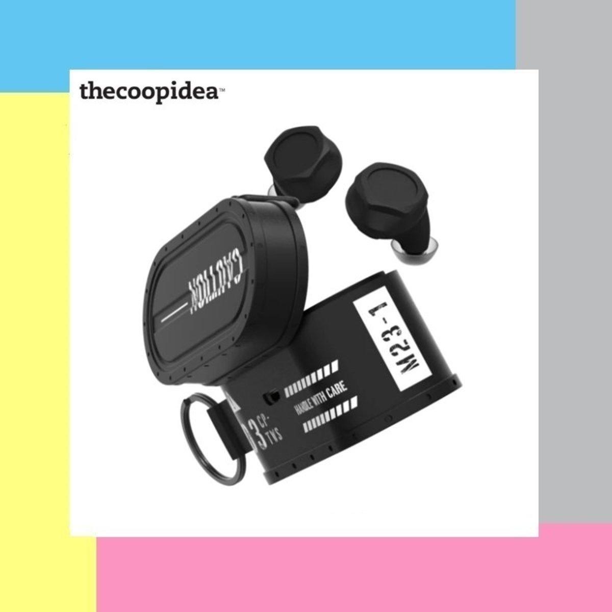 Cargo True Wireless Earbuds - Black