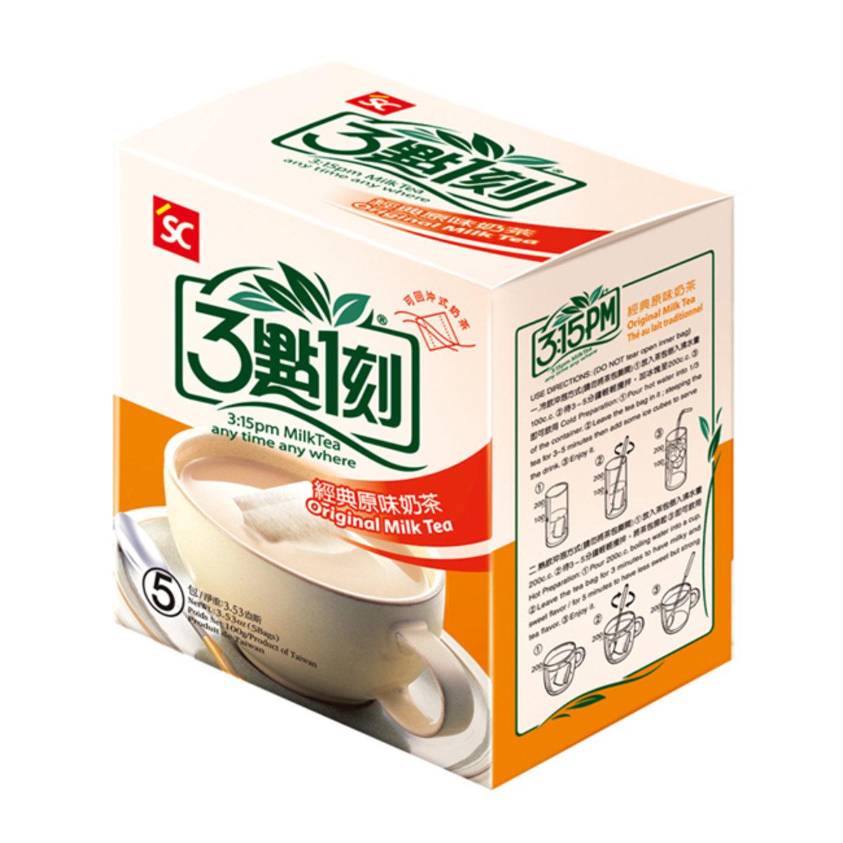 3:15PM Original milk tea Parallel Import
