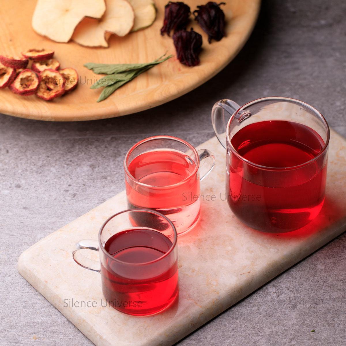 蘋果山楂洛神花茶 (x5包)