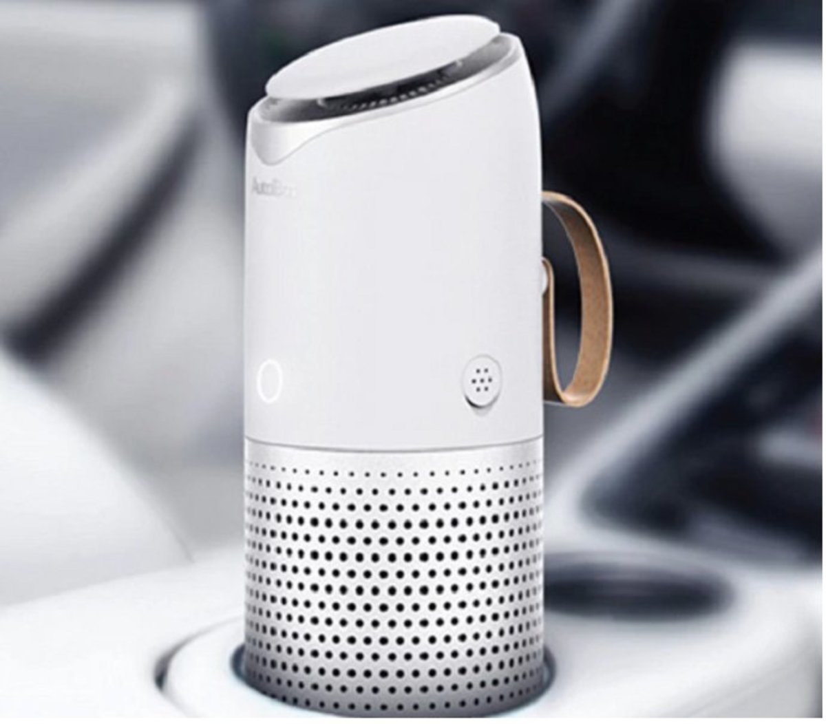 Autobot Fresh - 家用車用 USB 桌面空氣清新機