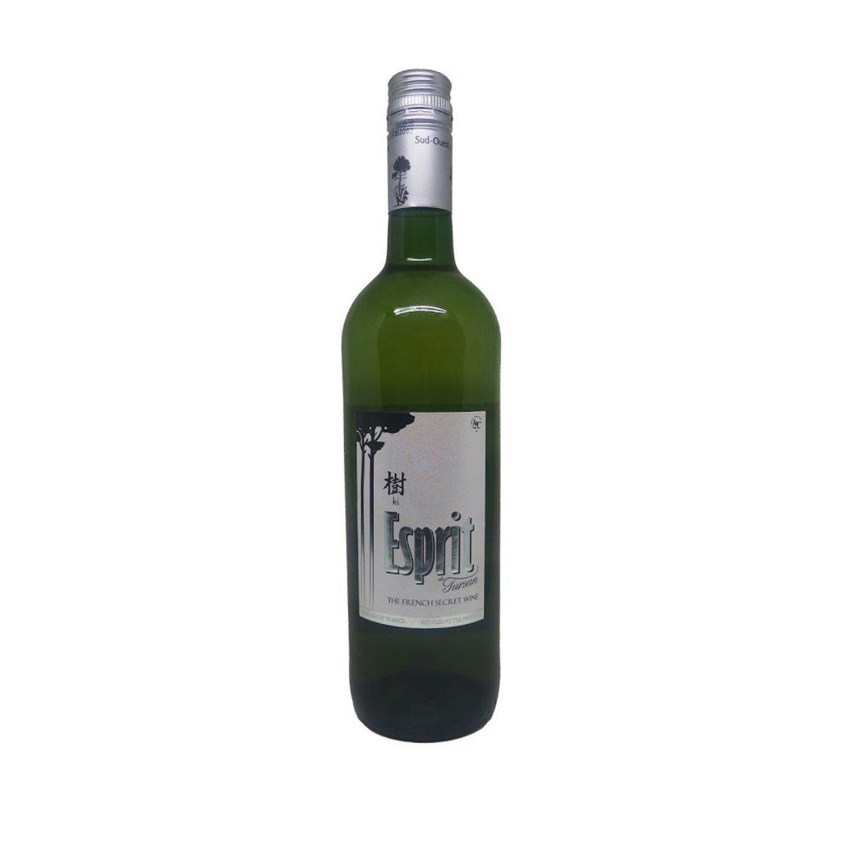 Tursan 圖爾桑 艾思柏特 Ki(樹)白葡萄酒/白酒, 750ml