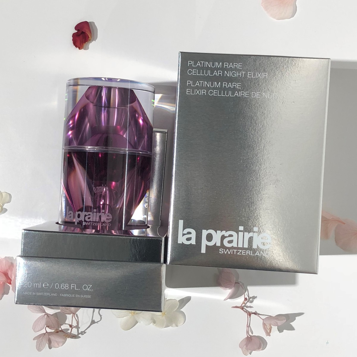 Platinum Rare Cellular Elixir  Night C 20.0g/ml [Parallel Import]