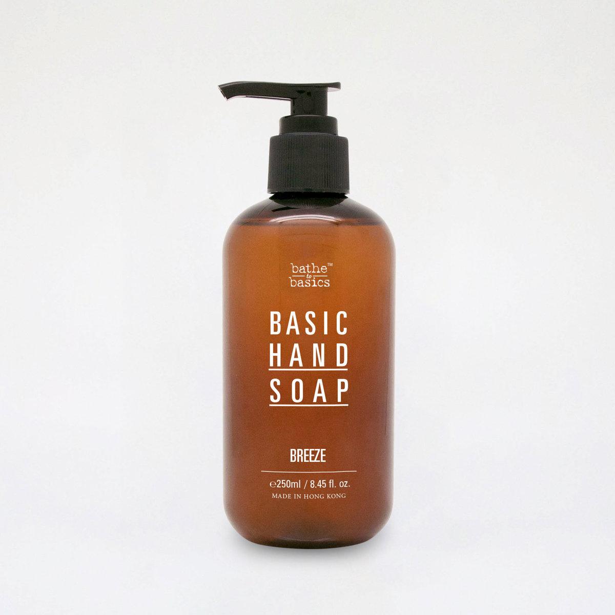 Bathe To Basics Basic Hand Soap(Breeze)