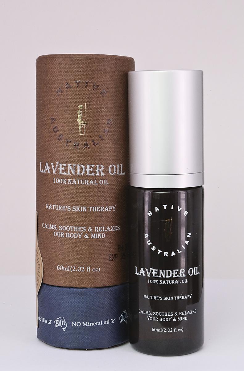 G&M_NATIVE AUSTRALIAN_Lavender Oil (60ml)