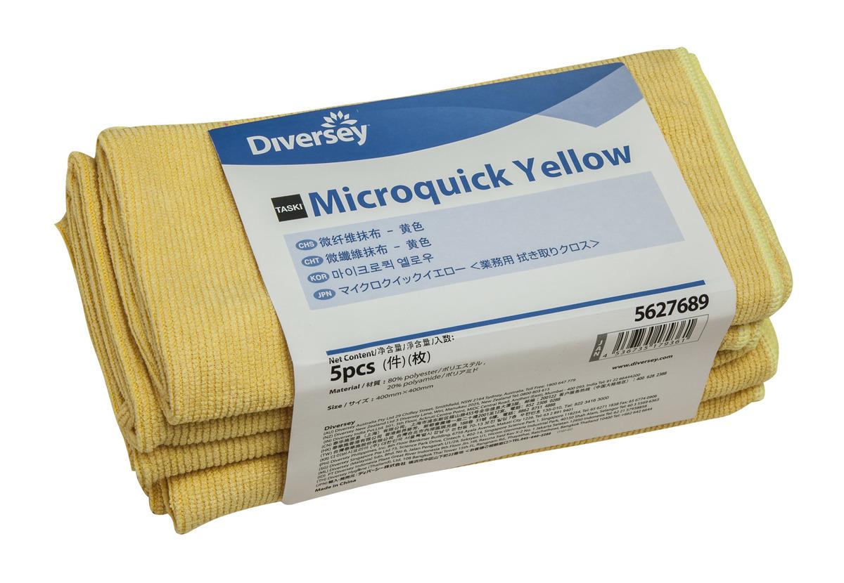 Microquick Yellow 40x40cm